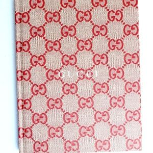 Gucci New Notebook